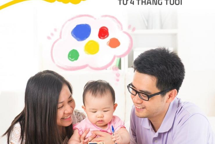 YOUR CHILDREN HAVE HAD THEIR OWN COLOR TABLE SINCE 4 MONTHS OLD