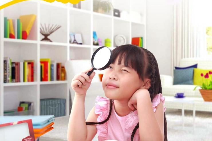 HOME-SURROUNDING COLOR TREASURES WILL PROVIDE CHILDREN WITH THE BEST OBSERVATION AND MEMORIZING LESSONS