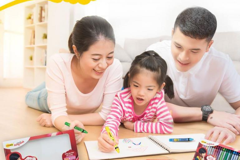 BALANCE YOUR CHILDREN'S EMOTION WITH COLORING